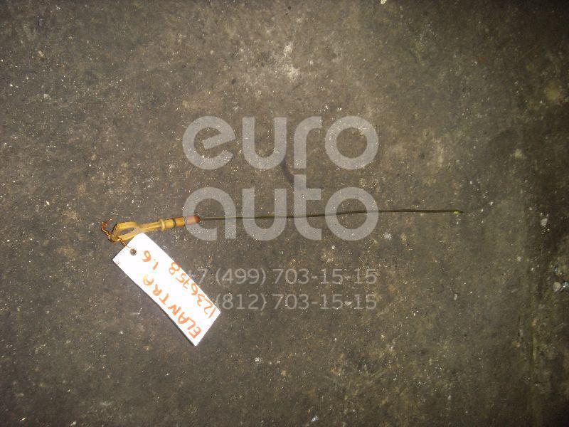Щуп масляный для Hyundai,Kia Elantra 2000-2006;Getz 2002-2010;Accent I 1994-2000;Coupe (RD) 1996-2002;Matrix 2001-2010;Coupe (GK) 2002-2009;Cerato 2004-2008;RIO 2005-2011;Accent II (+ТАГАЗ) 2000-2012;RIO 2000-2005 - Фото №1