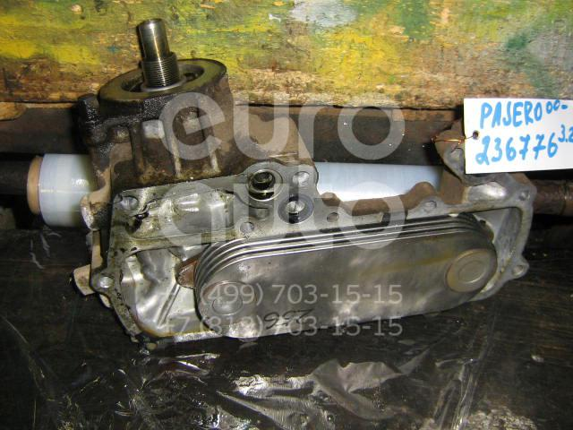 Кронштейн масляного фильтра для Mitsubishi Pajero/Montero III (V6, V7) 2000-2006 - Фото №1