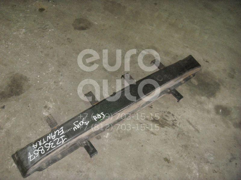 Наполнитель заднего бампера для Hyundai Elantra 2000-2005 - Фото №1