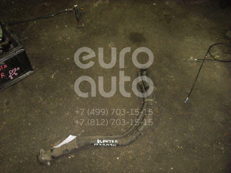 Горловина топливного бака для Hyundai Elantra 2000-2005 - Фото №1