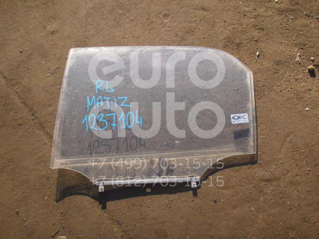 Стекло двери задней левой для Daewoo Matiz 1998> - Фото №1