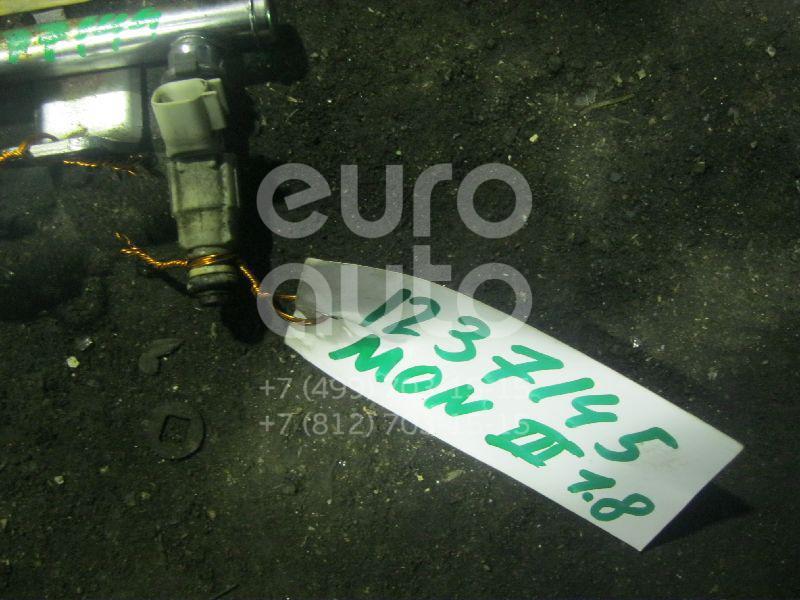 Форсунка инжекторная электрическая для Ford,Mazda Mondeo III 2000-2007;Focus II 2005-2008;C-MAX 2003-2010;Mazda 5 (CR) 2005-2010;Mazda 6 (GG) 2002-2007;Mazda 3 (BK) 2002-2009 - Фото №1