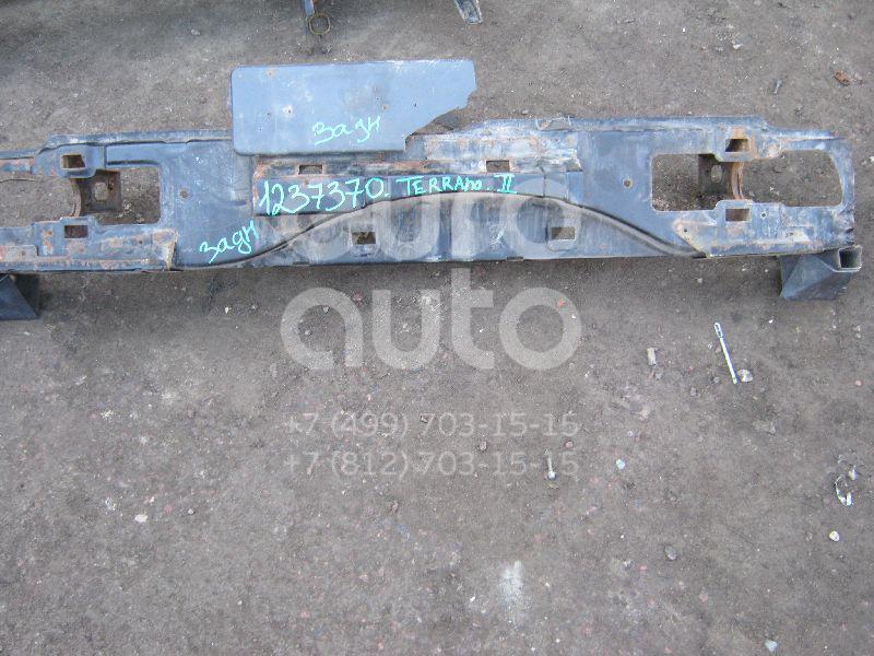 Усилитель заднего бампера для Nissan Terrano II (R20) 1993-2006 - Фото №1