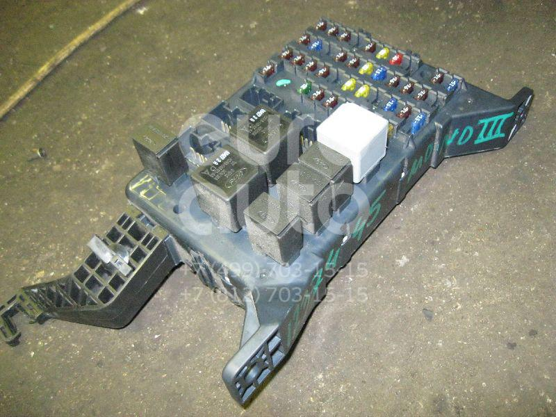 Блок предохранителей для Ford Mondeo III 2000-2007 - Фото №1