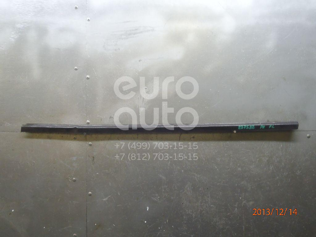 Накладка стекла переднего левого для Nissan Primera P11E 1996-2002 - Фото №1