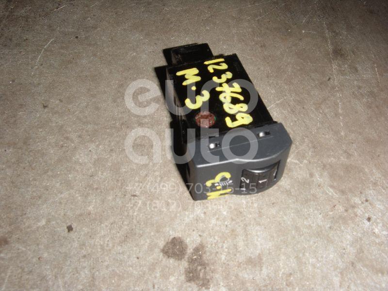 Кнопка корректора фар для Mazda Mazda 3 (BK) 2002-2009;CX 7 2007-2012 - Фото №1