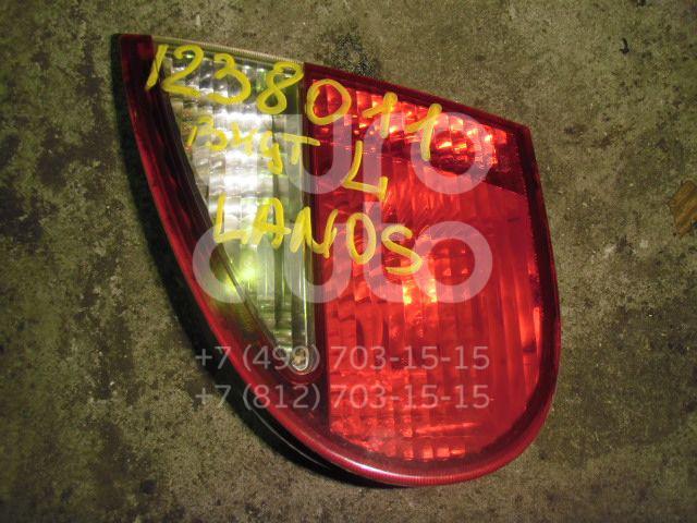 Фонарь задний внутренний левый для Daewoo Lanos 1997-2009 - Фото №1