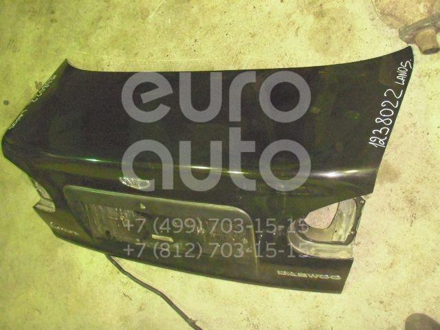 Крышка багажника для Daewoo Lanos 1997-2009 - Фото №1