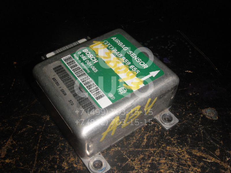 Блок управления AIR BAG для Audi 80/90 [B4] 1991-1994;100 [C4] 1991-1994;A4 [B5] 1994-2001;A6 [C4] 1994-1997 - Фото №1
