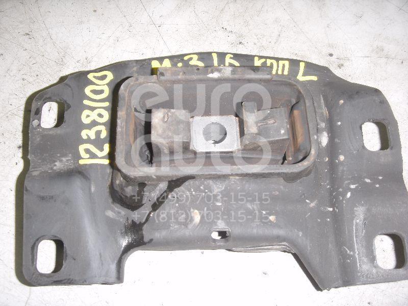 Опора КПП левая для Mazda Mazda 3 (BK) 2002-2009;Mazda 5 (CR) 2005-2010 - Фото №1