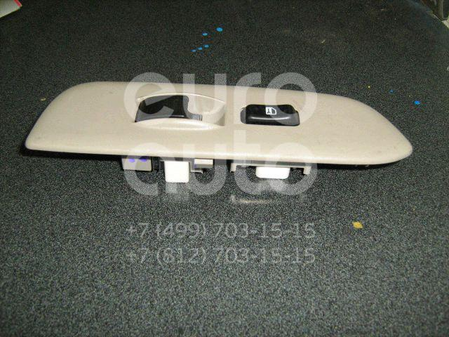 Кнопка стеклоподъемника для Toyota RAV 4 2000-2005;Echo 1999-2005;RAV 4 1994-2000;Corolla E10 1992-1997;Camry V30 2001-2006;Gaia 1998-2003;Yaris 1999-2005;Picnic (XM10) 1996-2001;Camry V20 1996-2001;Corolla E11 1997-2001 - Фото №1