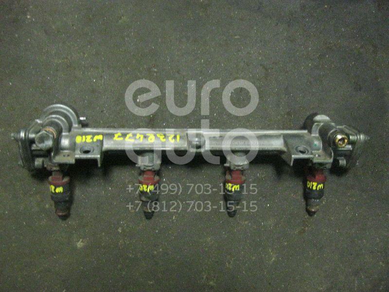 Рейка топливная (рампа) для Mercedes Benz W210 E-Klasse 1995-2000 - Фото №1