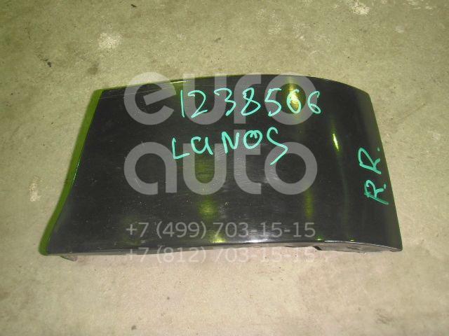 Планка под фонарь правая для Daewoo Lanos 1997-2009 - Фото №1