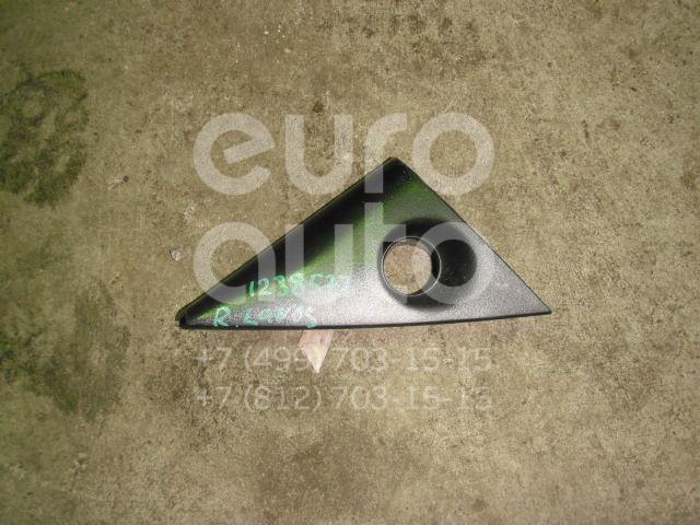 Крышка зеркала внутренняя правая для Daewoo,Chevrolet Lanos 1997-2009;Lanos 2004-2010 - Фото №1