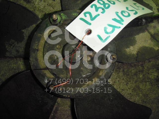 Моторчик вентилятора для Chevrolet Lanos 1997>;Lanos 2004> - Фото №1