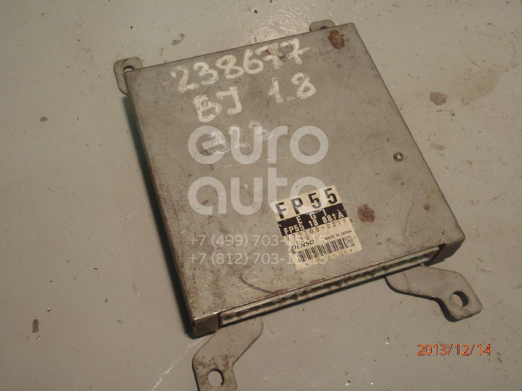 Блок управления двигателем для Mazda 323 (BJ) 1998-2002 - Фото №1