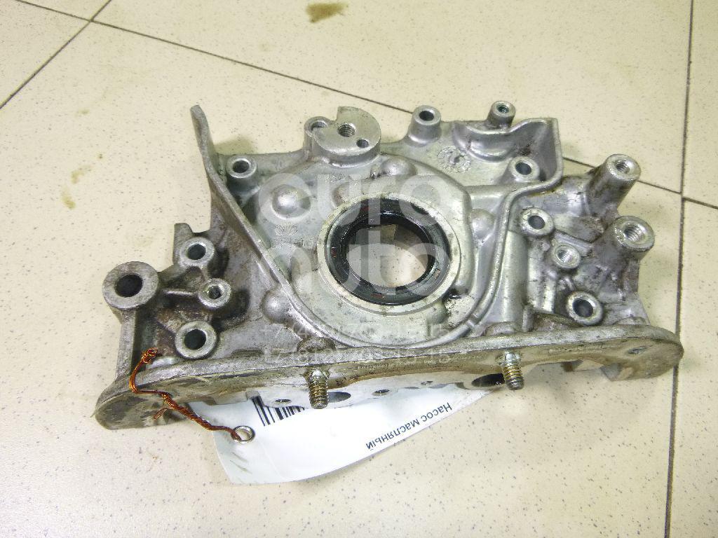 Насос масляный для Daewoo,Chevrolet Matiz 1998>;Spark 2005-2011 - Фото №1