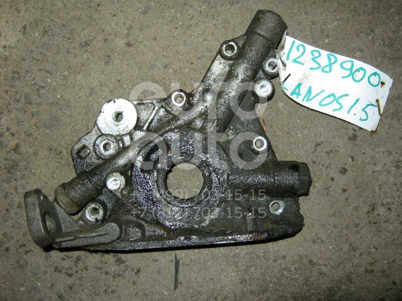 Насос масляный для Chevrolet Lanos 1997>;Lanos 2004> - Фото №1