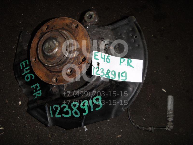 Кулак поворотный передний правый для BMW 3-серия E46 1998-2005;Z4 E85/E86 2002-2008 - Фото №1