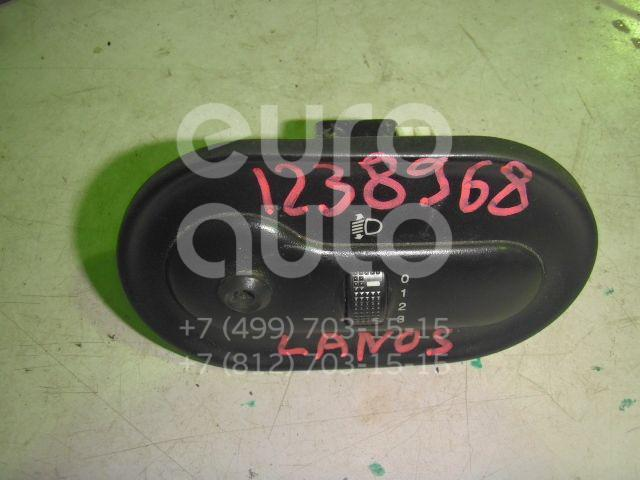 Кнопка корректора фар для Daewoo,Chevrolet Lanos 1997-2009;Lanos 2004-2010 - Фото №1
