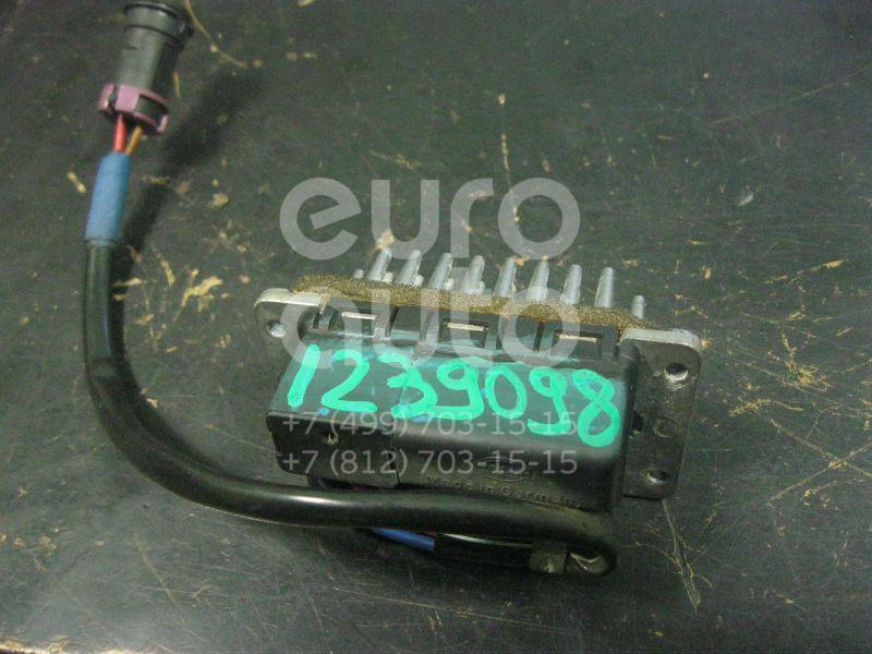 Резистор отопителя для Audi A8 1994-1998;100 [C4] 1991-1994;A6 [C4] 1994-1997 - Фото №1