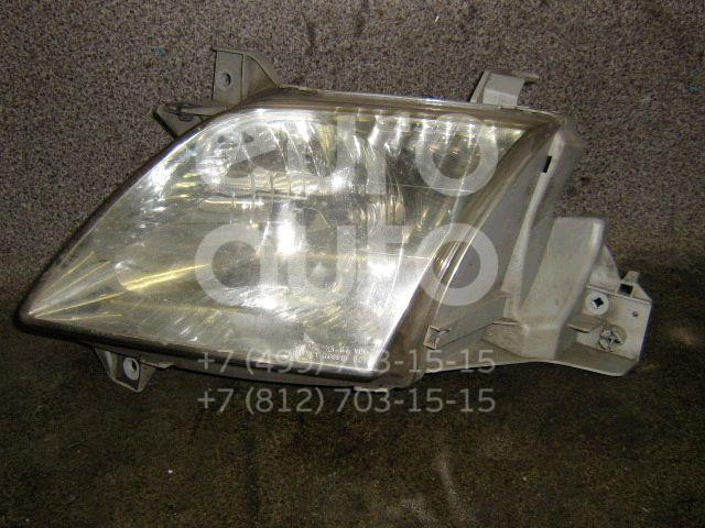 Фара левая для Mazda MPV II (LW) 1999-2006 - Фото №1