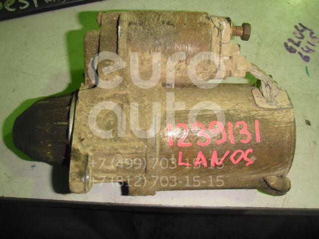 Стартер для Daewoo,Chevrolet Lanos 1997-2009;Lanos 2004-2010;Espero 1991-1999;Nubira 1997-1999;Rezzo 2000-2011;Aveo (T200) 2003-2008 - Фото №1
