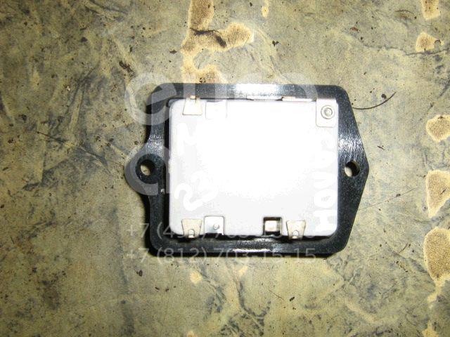 Резистор отопителя для Mazda MPV II (LW) 1999-2006 - Фото №1