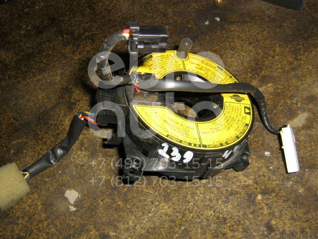 Механизм подрулевой для SRS (ленточный) для Nissan Almera N15 1995-2000 - Фото №1