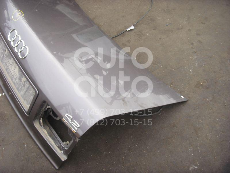 Крышка багажника для Audi A8 [4D] 1994-1998;A8 [4D] 1999-2002 - Фото №1