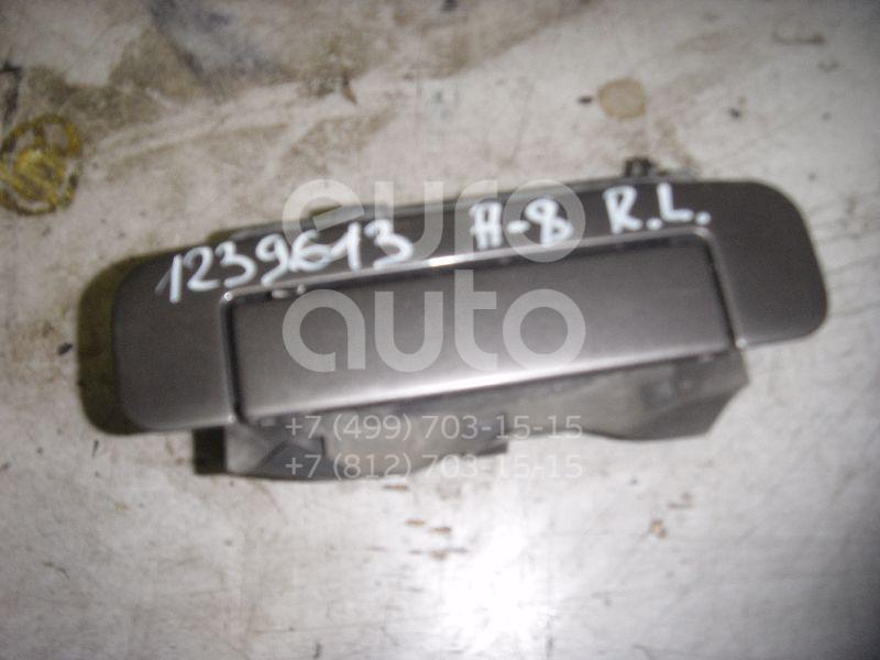 Ручка двери задней наружная левая для Audi A8 [4D] 1994-1998 - Фото №1