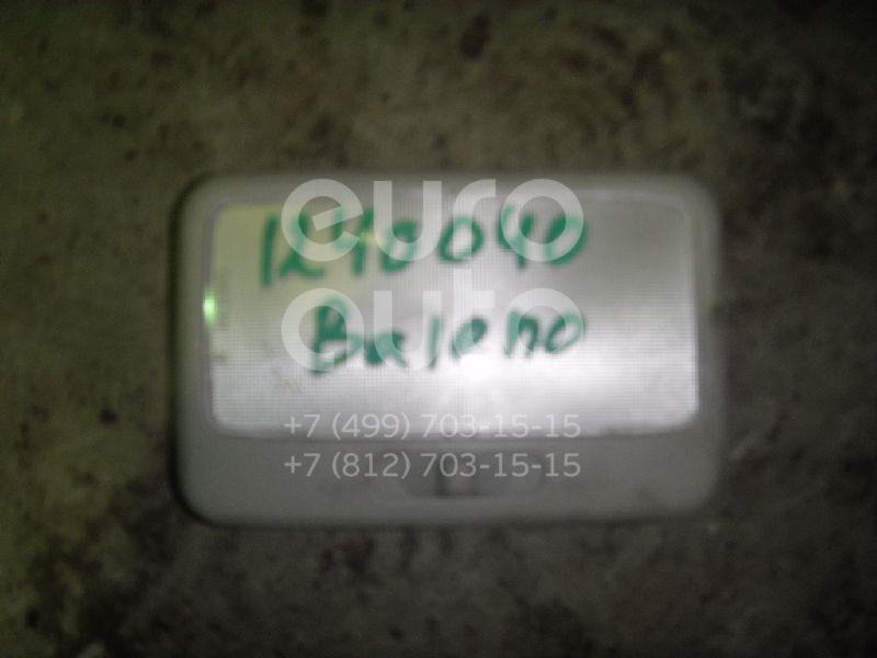 Плафон салонный для Suzuki Baleno 1995-1998 - Фото №1
