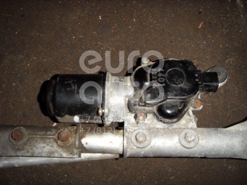 Моторчик стеклоочистителя передний для Subaru Legacy Outback (B13) 2003-2009 - Фото №1