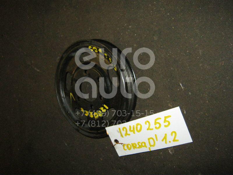 Шкив коленвала для Opel Corsa D 2006-2015 - Фото №1