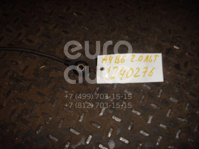 Датчик детонации для VW A4 [B6] 2000-2004;A4 [B5] 1994-2000;A6 [C5] 1997-2004;Passat [B5] 2000-2005 - Фото №1