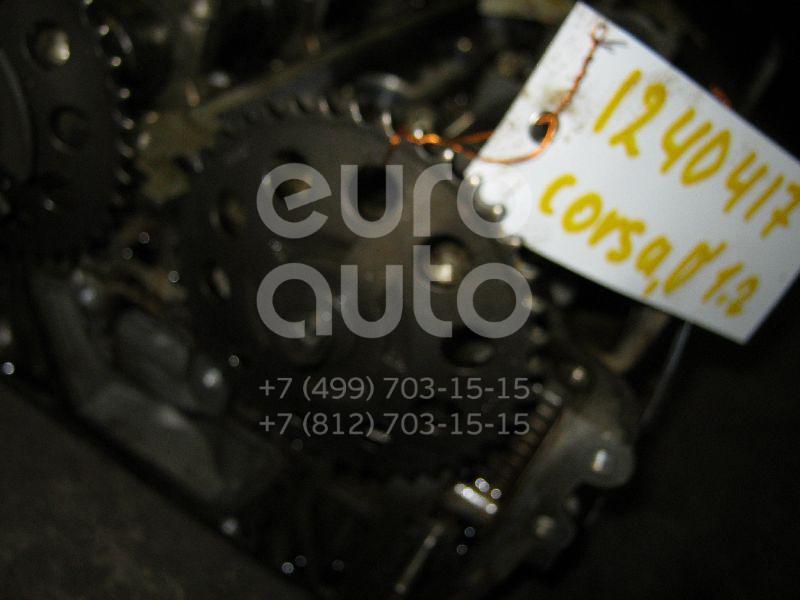 Шестерня (шкив) распредвала для Opel Corsa D 2006> - Фото №1