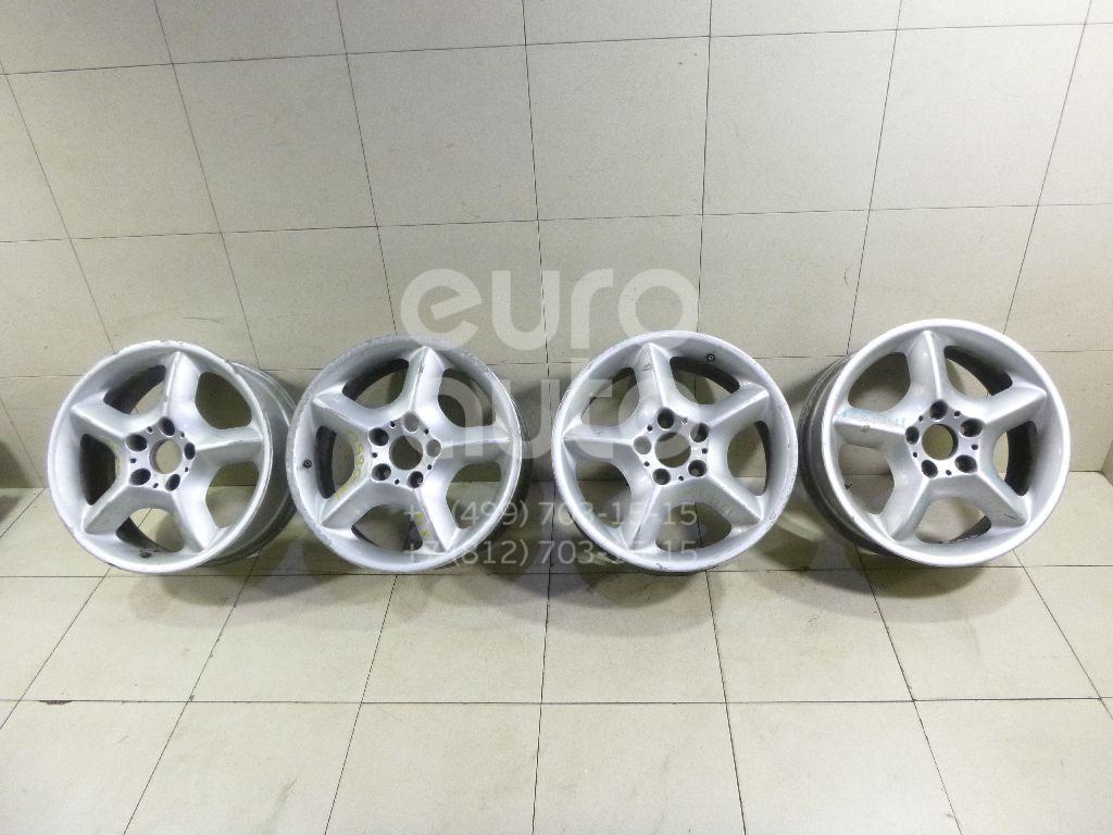 Диски колесные легкосплавные (к-кт) для BMW X5 E53 2000-2007 - Фото №1