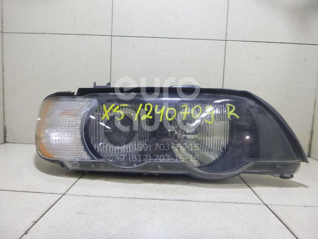 Фара правая для BMW X5 E53 2000-2007 - Фото №1