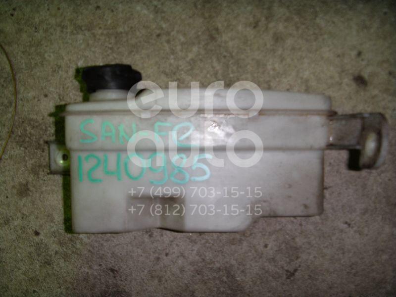 Бачок расширительный для Hyundai Santa Fe (SM)/ Santa Fe Classic 2000-2012 - Фото №1