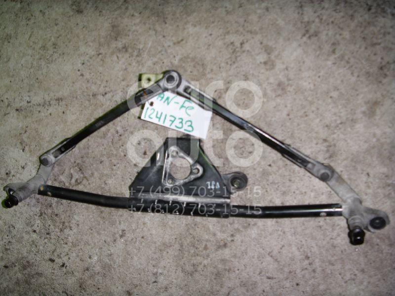 Трапеция стеклоочистителей для Hyundai Santa Fe (SM)/ Santa Fe Classic 2000-2012 - Фото №1