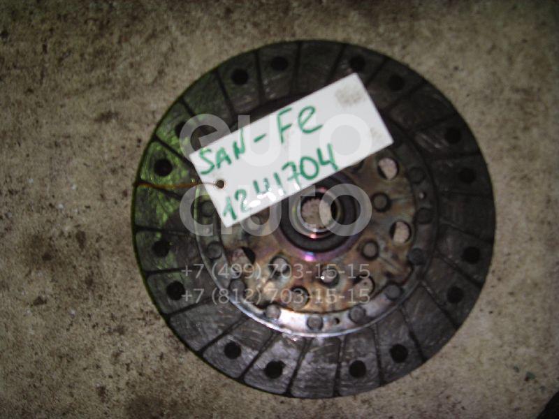 Диск сцепления для Hyundai Santa Fe (SM)/ Santa Fe Classic 2000-2012 - Фото №1
