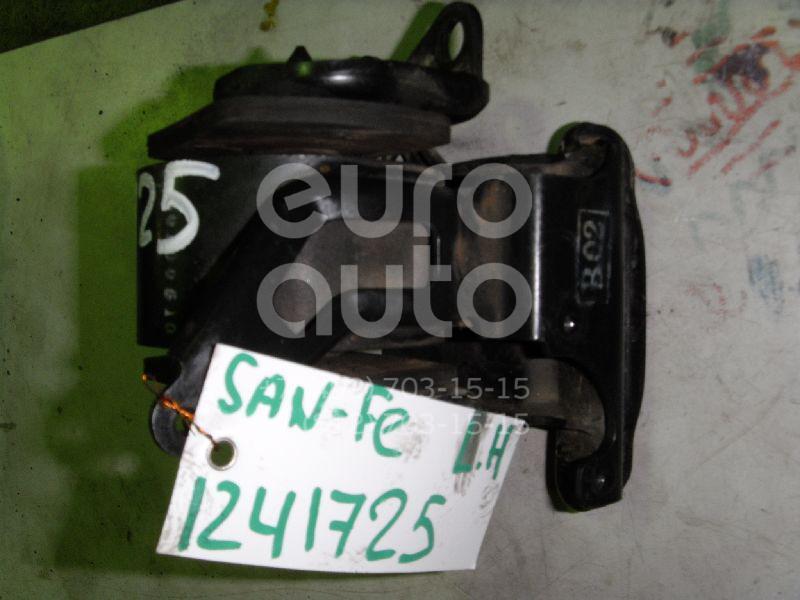 Опора двигателя левая для Hyundai Santa Fe (SM)/ Santa Fe Classic 2000-2012 - Фото №1