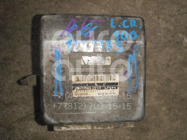 Блок управления ABS для Toyota Land Cruiser (100) 1998-2007 - Фото №1