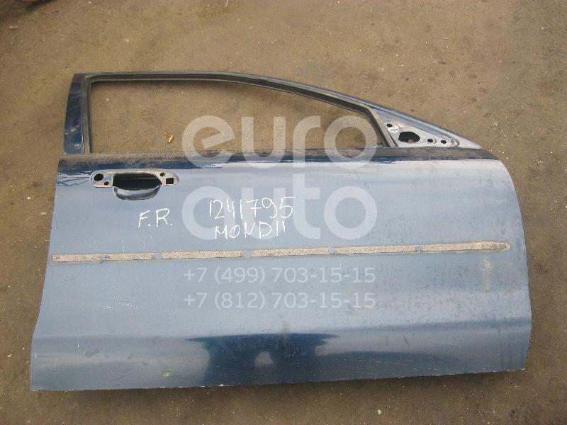 Дверь передняя правая для Ford Mondeo II 1996-2000;Mondeo I 1993-1996 - Фото №1