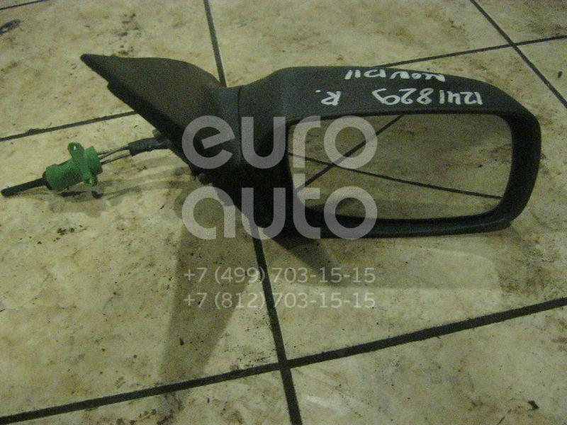 Зеркало правое механическое для Ford Mondeo II 1996-2000 - Фото №1
