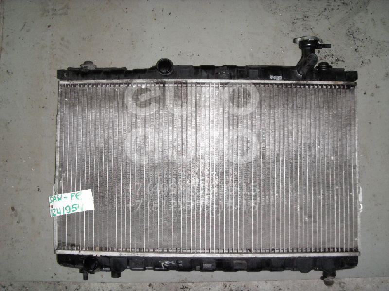 Радиатор основной для Hyundai Santa Fe (SM)/ Santa Fe Classic 2000-2012 - Фото №1