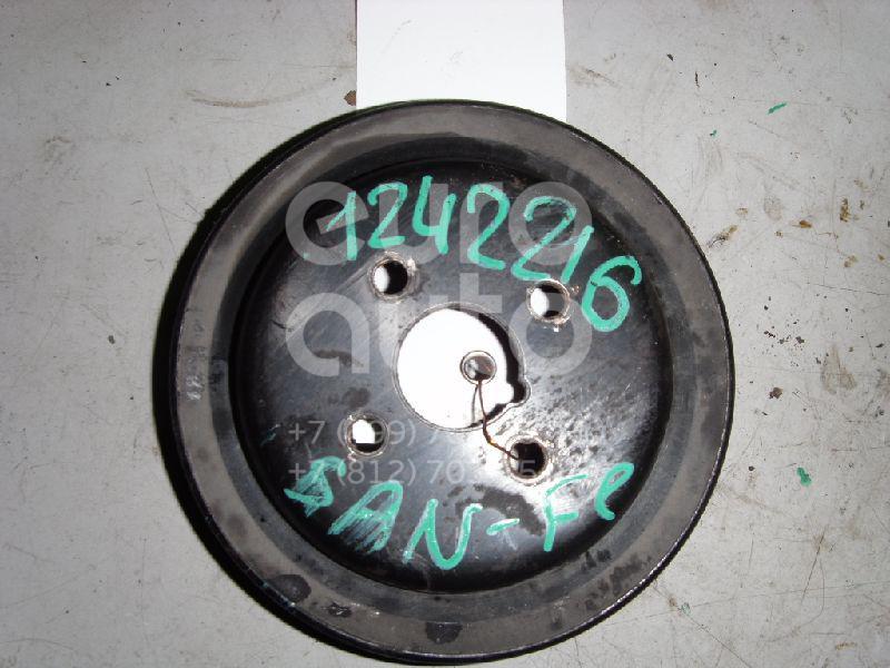 Шкив водяного насоса (помпы) для Kia Santa Fe (SM) 2000-2005;Sonata V (NEW EF) 2001>;Magentis 2000-2005 - Фото №1