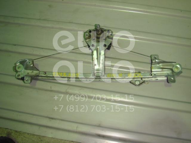 Стеклоподъемник механ. задний правый для Opel Omega B 1994-2003 - Фото №1