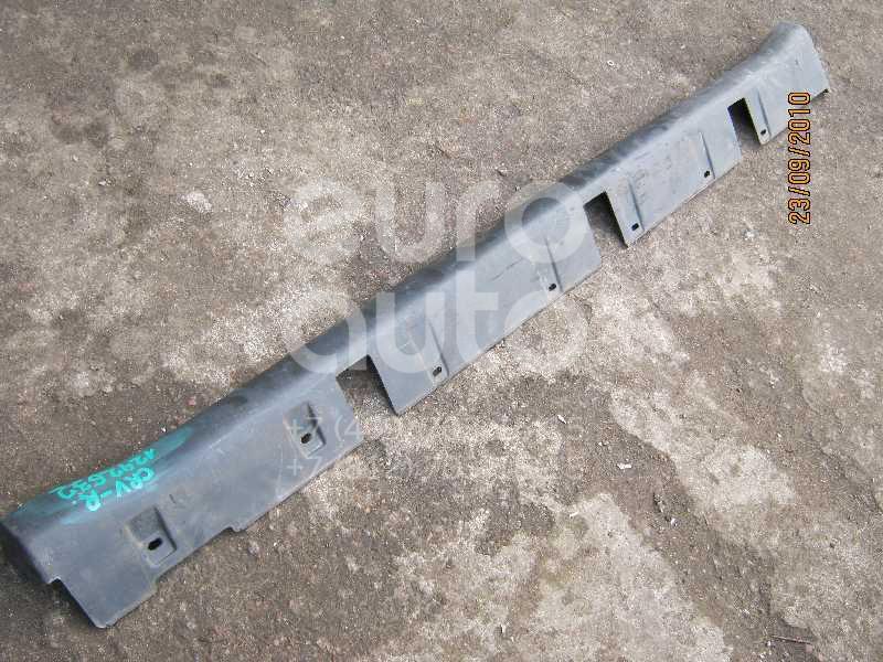 Накладка на порог (наружная) для Honda CR-V 1996-2002 - Фото №1