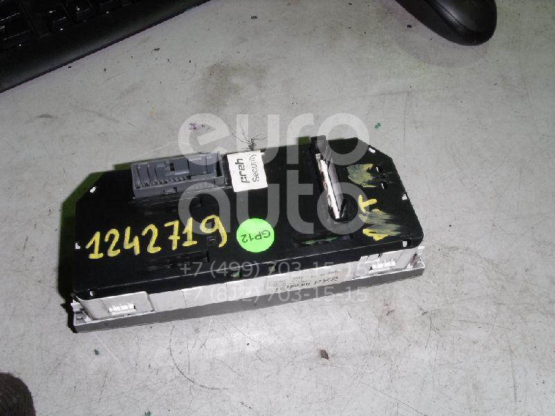 Блок управления климатической установкой для Opel Astra H / Family 2004-2015;Zafira B 2005-2012 - Фото №1